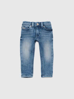 SLEENKER-B JOGGJEANS-N, Medium blue - Jeans