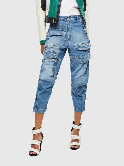 Diesel - DE-MIRY, Blue Jeans - Pants - Image 1