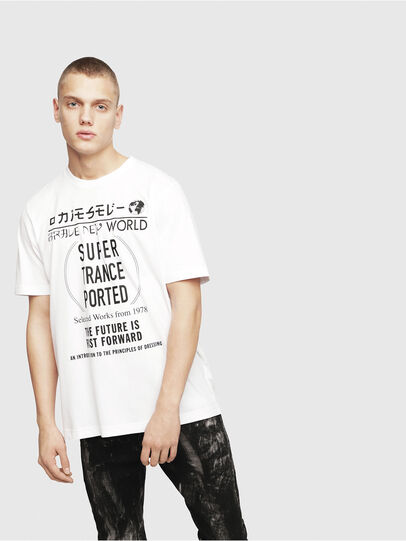 Diesel - T-JUST-YL,  - T-Shirts - Image 1