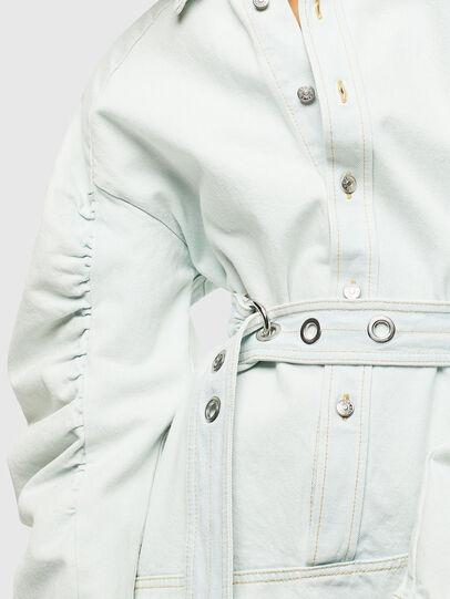 Diesel - DE-PEONY-R, Light Blue - Dresses - Image 6