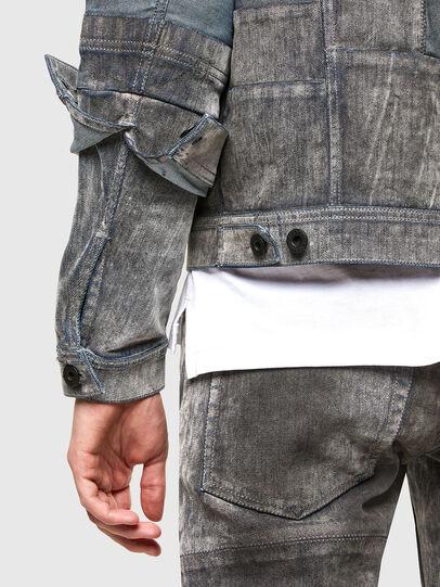 Diesel - JHILL, Grey - Jackets - Image 5