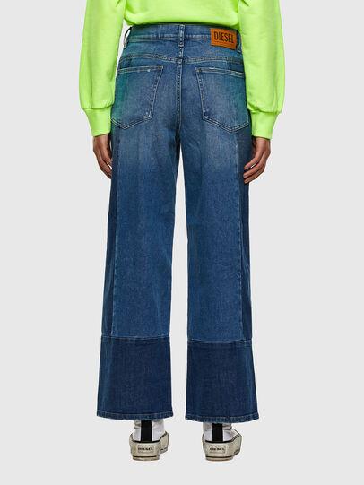 Diesel - Widee 009EU, Light Blue - Jeans - Image 2