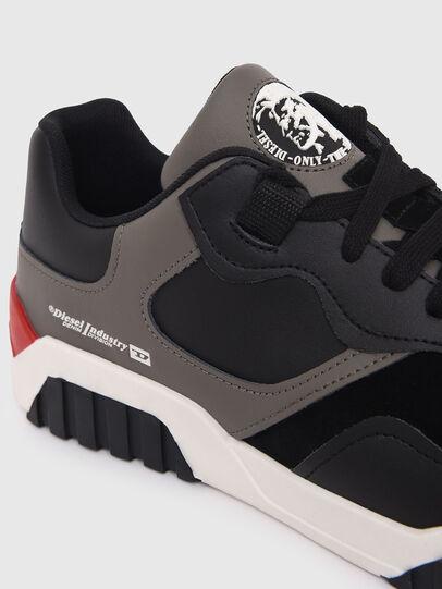 Diesel - S-RUA LOW SK, Grey - Sneakers - Image 4