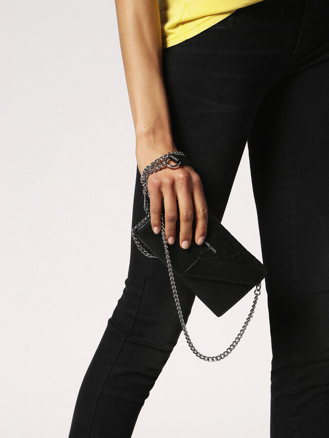 Diesel GIPSI, Black - Small Wallets - Image 5