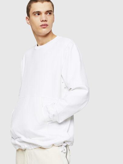 Diesel - S-MENKOV, White - Sweaters - Image 4