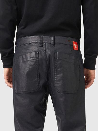 Diesel - D-Azerr 0AFAU, Black/Dark grey - Jeans - Image 4