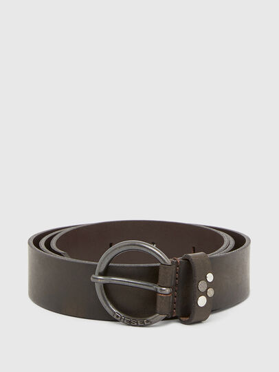 Diesel - B-WANNA, Brown - Belts - Image 1
