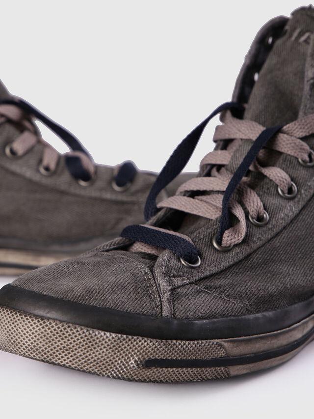 Diesel EXPOSURE I, Metal Grey - Sneakers - Image 6
