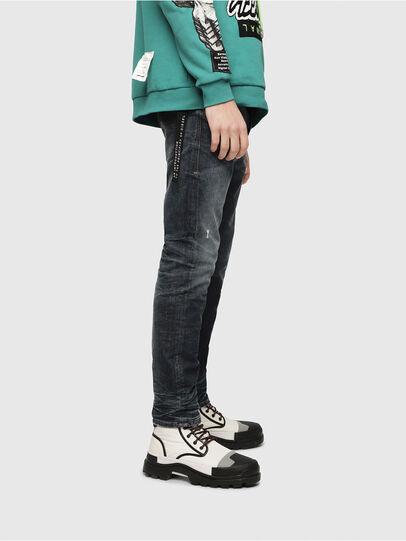 Diesel - Thommer JoggJeans 087AI, Dark Blue - Jeans - Image 3
