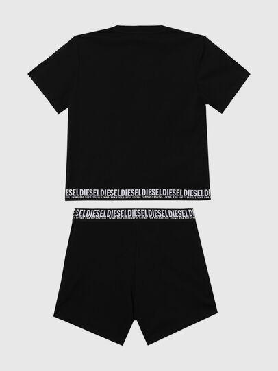 Diesel - UFSET-PIJIMMY, Black - Pajamas - Image 2