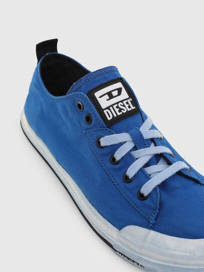 Diesel - S-ASTICO LOW CUT, Blue - Sneakers - Image 4