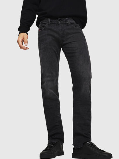 Diesel - Larkee 0687J, Black/Dark grey - Jeans - Image 1