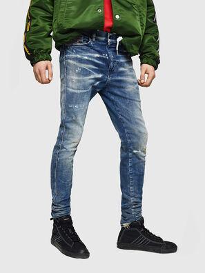 D-Reeft JoggJeans 0870Q, Medium blue - Jeans