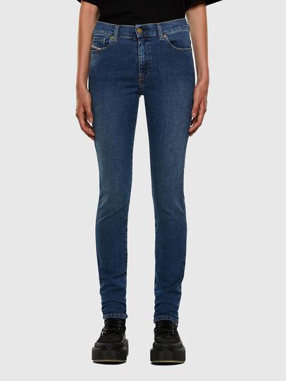 Diesel - D-Roisin 085AB, Medium blue - Jeans - Image 1