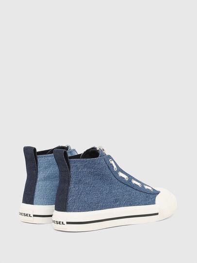 Diesel - S-ASTICO MZIP W, Blue - Sneakers - Image 3