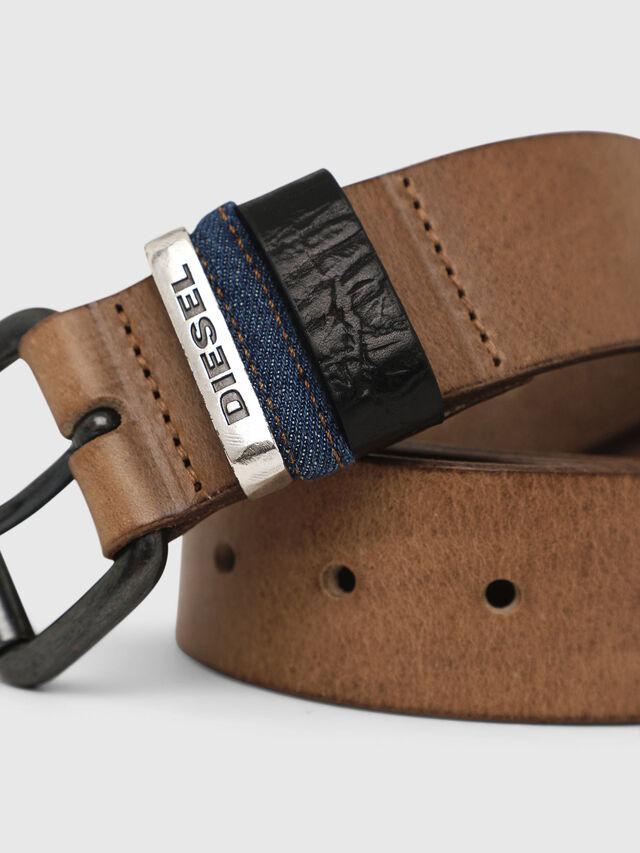 Diesel B-SCALE, Brown - Belts - Image 2