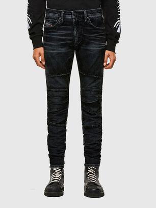 D-Strukt JoggJeans 069TG, Black/Dark grey - Jeans
