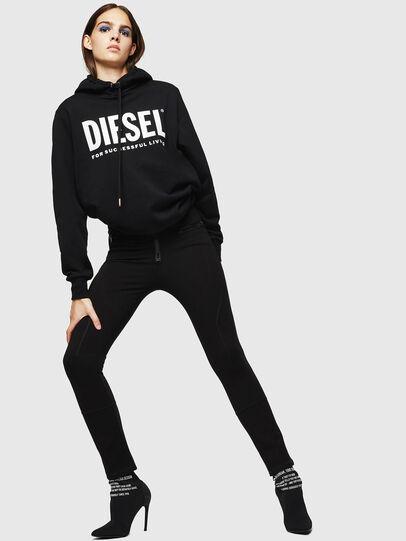 Diesel - P-AITUK, Black - Pants - Image 7
