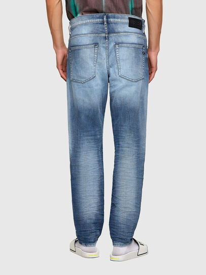 Diesel - D-Fining 009NS, Light Blue - Jeans - Image 2