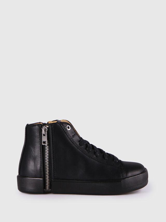KIDS SN MID 24 NETISH YO, Black - Footwear - Image 1