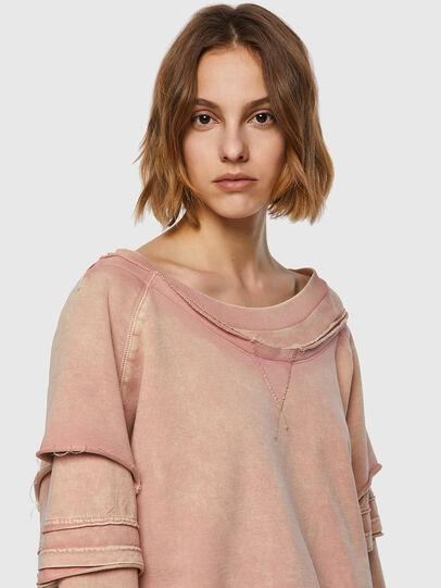 Diesel - F-STRATTY-B1, Pink - Sweaters - Image 3
