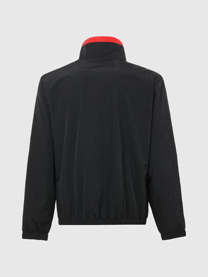 Diesel - UMLT-ROULAY-WZ, Black - Jackets - Image 2