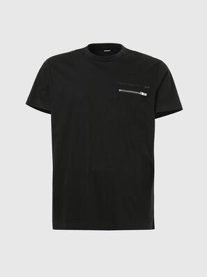 T-ZITASK, Black - T-Shirts