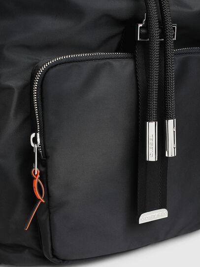 Diesel - RIESE, Black - Backpacks - Image 5