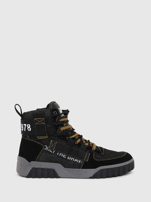 S-RUA MID SP, Black - Sneakers
