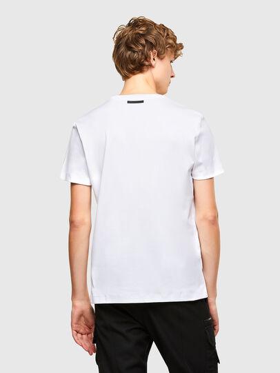 Diesel - T-IEGO, White - T-Shirts - Image 2
