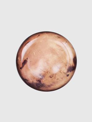 10828 COSMIC DINER, Light Brown - Plates