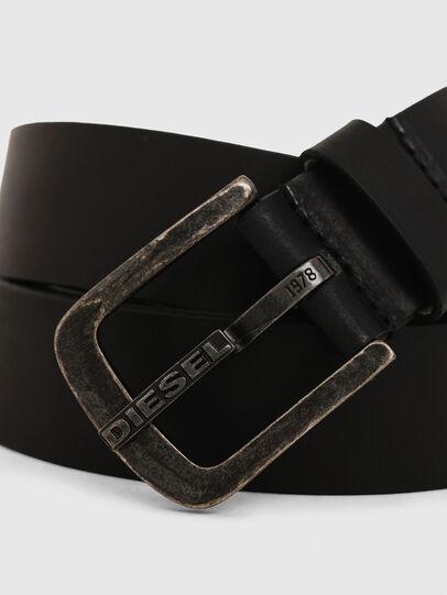 Diesel - B-DART, Black - Belts - Image 2