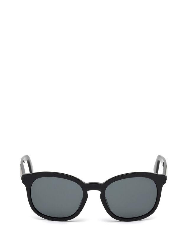 Diesel - DM0190, Black - Sunglasses - Image 1