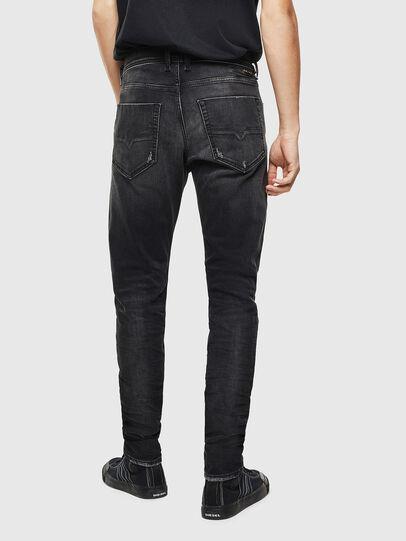 Diesel - Tepphar 069DW, Black/Dark grey - Jeans - Image 2