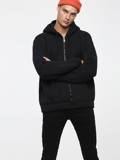 Diesel - S-GORDON-ZIP,  - Sweaters - Image 1
