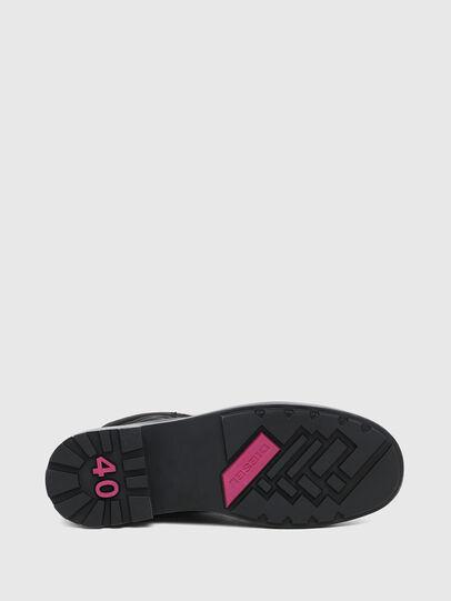 Diesel - D-THROUPER DBB W, Black - Ankle Boots - Image 6