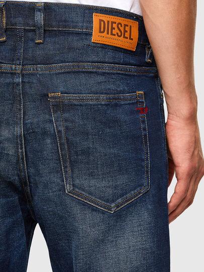 Diesel - D-Vider 009GQ, Dark Blue - Jeans - Image 4