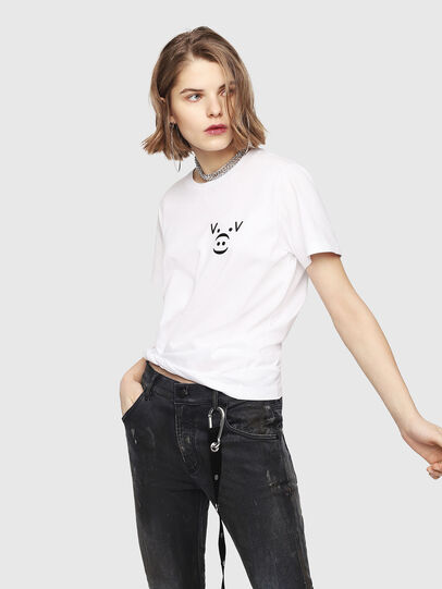 Diesel - CL-T-GADIE,  - T-Shirts - Image 2