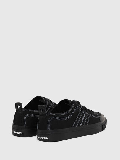 Diesel - S-ASTICO LOW LACE, Black - Sneakers - Image 3