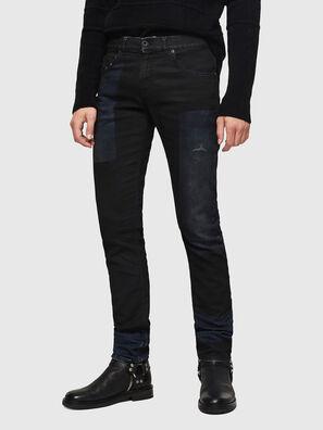 TYPE-2813FS-NE, Dark Blue - Jeans