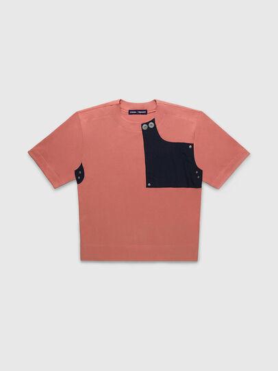 Diesel - PR-TS02, Pink - T-Shirts - Image 1