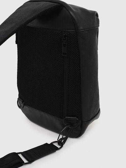 Diesel - D-SUBTORYAL MONO II, Black - Backpacks - Image 4