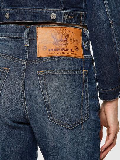Diesel - D-Reggy 09A06, Dark Blue - Jeans - Image 4