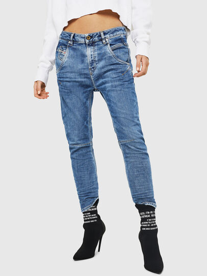 Diesel - Fayza JoggJeans 0870K,  - Jeans - Image 1