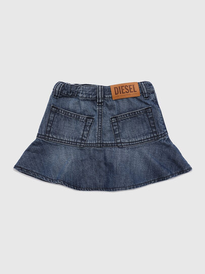Diesel - GEBETIB, Medium blue - Skirts - Image 2