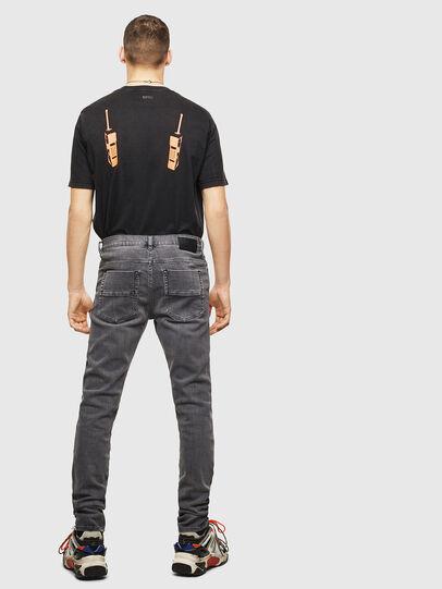 Diesel - D-Amny 009AJ, Black/Dark grey - Jeans - Image 2