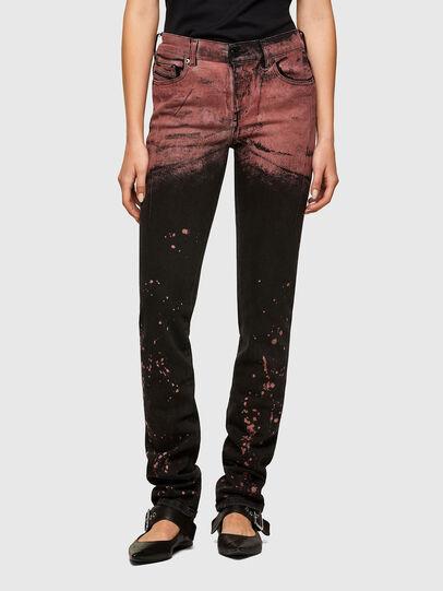 Diesel - TYPE-1005, Black/Red - Jeans - Image 1