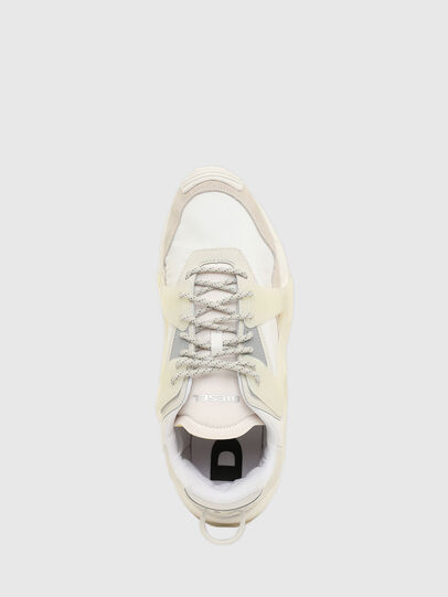 Diesel - S-SERENDIPITY MASK, White - Sneakers - Image 6