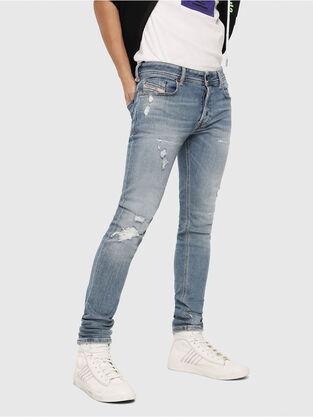2216f27c Mens Sleenker Skinny Jeans | Diesel Online Store