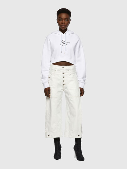 Diesel - D-Laly 0HDAI, White - Jeans - Image 5